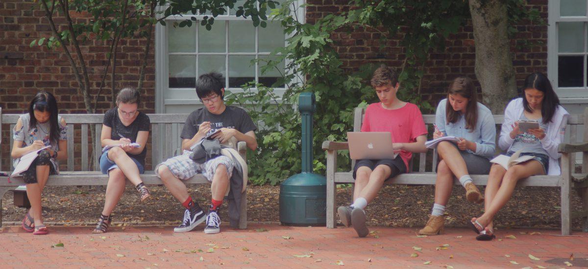 Summer Creative Writing Intensives